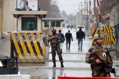 حملات انتحاری طالبان در افغانستان