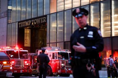 آتشسوزی در ساختمان «برج ترامپ» در نیویورک، یک کشته برجای گذاشت.