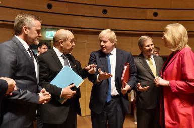 اتحادیه اروپا تحریمهای جدیدی علیه سوریه اعمال کرده است.