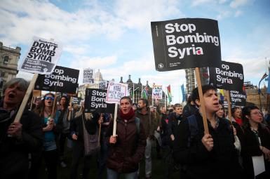 واکنش به حمله به سوریه