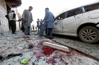 انفجار انتحاری در کابل دستکم ۳۱ کشته و ۵۴ زخمی برجا گذاشت