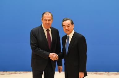 روسیه و چین