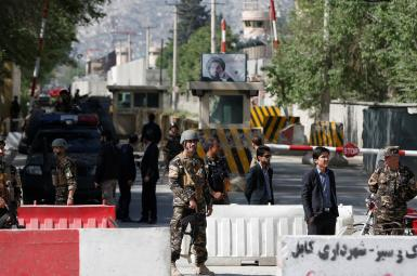 انفجار شدید در مرکز شهر کابل