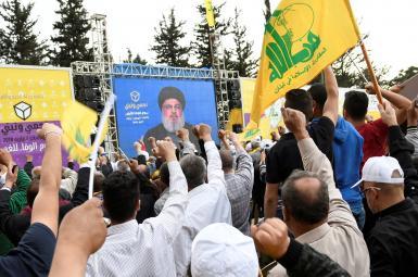 حسن نصرالله، رهبر حزبالله لبنان