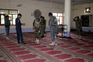 انفجاری در جنوب شرق افغانستان