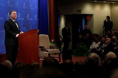 مایک پمپئو، وزیر خارجه آمریکا