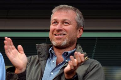رومن آبراموویچ، مالک باشگاه فوتبال چلسی انگلستان
