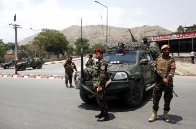 انفجار در کابل در آستانه آغاز آتش بس موقت با طالبان