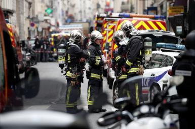 گروگانگیری در پاریس و درخواست ملاقات با سفیر ایران