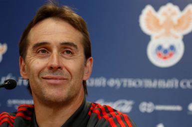 یولن لوپتگی، سرمربی تیم ملی فوتبال اسپانیا