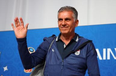 کارلوس کیروش، مربی فعلی تیمملیایران