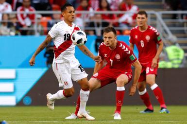 پرو و دانمارک