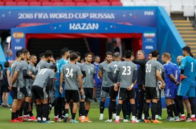 ملیپوشان فوتبال ایران