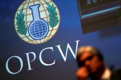 سازمان منع سلاحهای شیمیایی (OPCW)