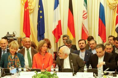 نشست وزرای خارجه اتحادیه اروپا و ایران در وین