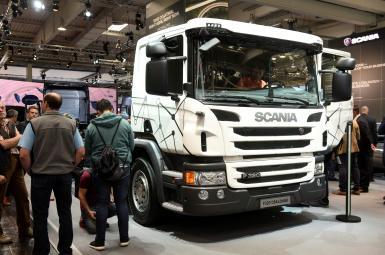 شرکت سوئدی اسکانیا، سال گذشته ۵۰۰۰ کامیون به ایران فروخته بود