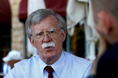 جان بولتون، مشاور امنیتملی رییس جمهوری آمریکا