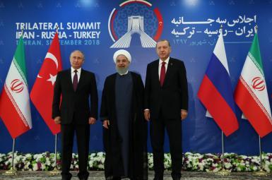 اجلاس سهجانبه ایران-روسیه-ترکیه در تهران