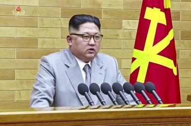 کیمجونگاون، رهبر کرهشمالی