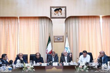 نشست کمیسیون انرژی مجلس با حضور رئیس سازمان انرژی اتمی کشور
