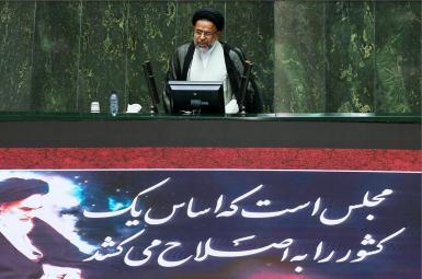 محمود علوی در جلسه علنی سؤال از از وزیر