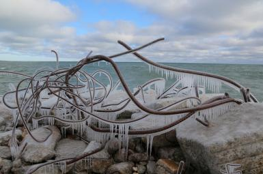یخبندان در کانادا