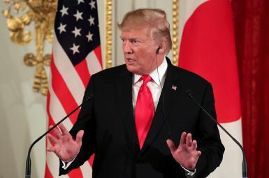 دونالد ترامپ در ژاپن: ««ایران با همین رهبران، موقعیت تبدیل شدن به کشوری بزرگ را دارد.»