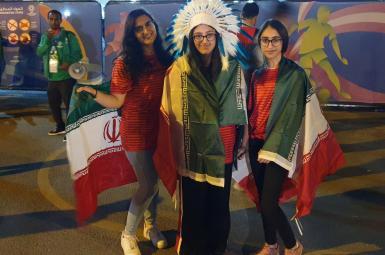 طرفدار ایران فوتبال
