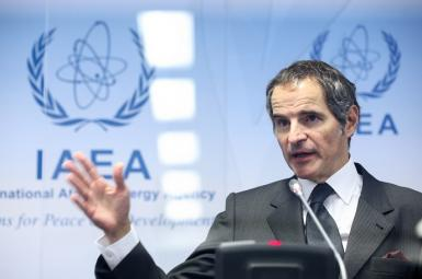 Rafael Grossi, head of the International Atomic Energy Agency. FILE