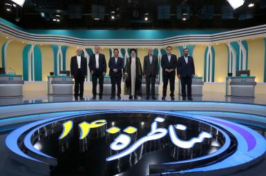 Seven candidates running in Iran presidential election. June 12, 2021