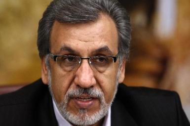 «محمودرضا خاوری»، مدیرعامل سابق بانک ملی ایران و  یکی از متهمان اصلی پرونده موسوم به «فساد بزرگ بانکی»
