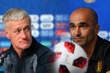 بازی سرنوشتساز فرانسه و بلژیک؛ هردو تیم مدعی حضور در فینال