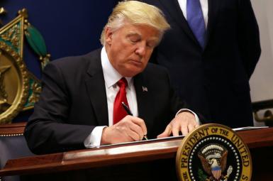 فرمان مهاجرتی جدید ترامپ