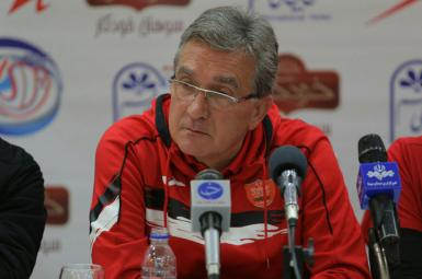 برانکو ایوانکوویچ، سرمربی تیم فوتبال پرسپولیس