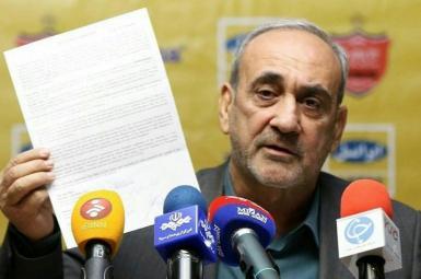 حمیدرضا گرشاسبی، سرپرست باشگاه پرسپولیس تهران