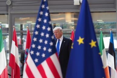 دولت ترامپ، اروپا و سیاست مهار ایران