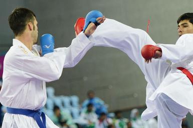 کاراتهکاهای نوجوان ایران
