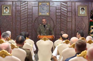 محمد احدی، مشاور راهبردی و رییس امور بینالملل وزارت دفاع جمهوری اسلامی ایران