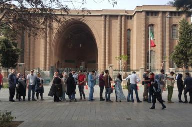 آثار موزه لوور پاریس در موزه ملی ایران