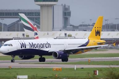 شرکت هواپیمایی مونارک