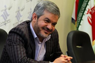 علیرضا رحیمی، نماینده مردم تهران در مجلس شورای اسلامی