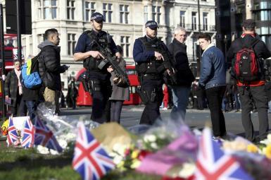 جنایات مسلحانه در بریتانیا