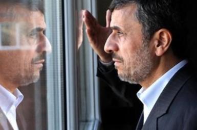 محمود احمدینژاد رئیس جمهور سابق ایران