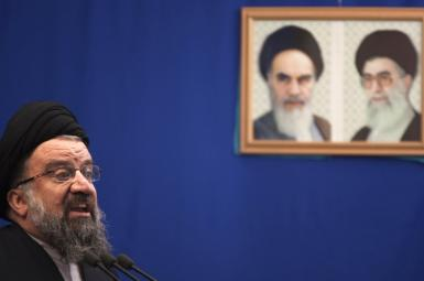احمد خاتمی، عضو هیات رئیسه مجلس خبرگان رهبری