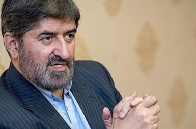 علی مطهری نماینده مردم تهران در مجلس