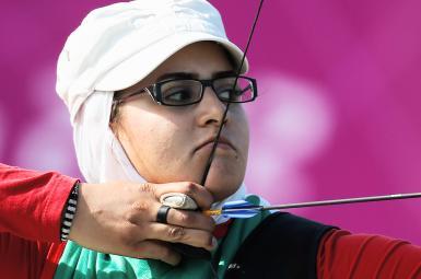 زهرا نعمتی، قهرمان تیراندازی باکمان بازیهای پارالمپیک