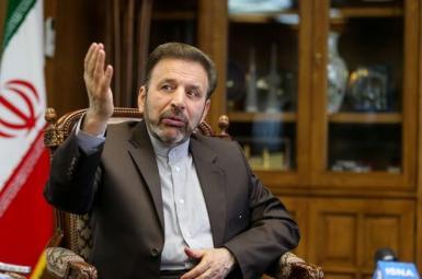 Ali Vaezi, chief of staff of president Hassan Rouhani. File Photo