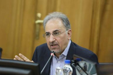 محمد علی نجفی، شهردار تهران