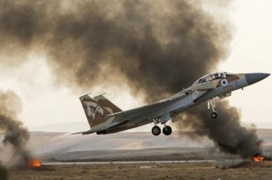 جنگنده اسراییلی