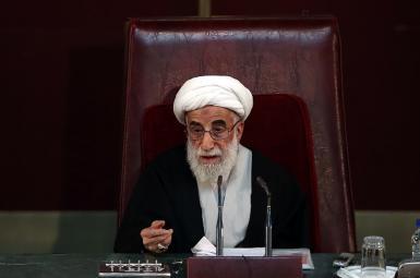 احمدجنتی، رئیس مجلس خبرگان رهبری